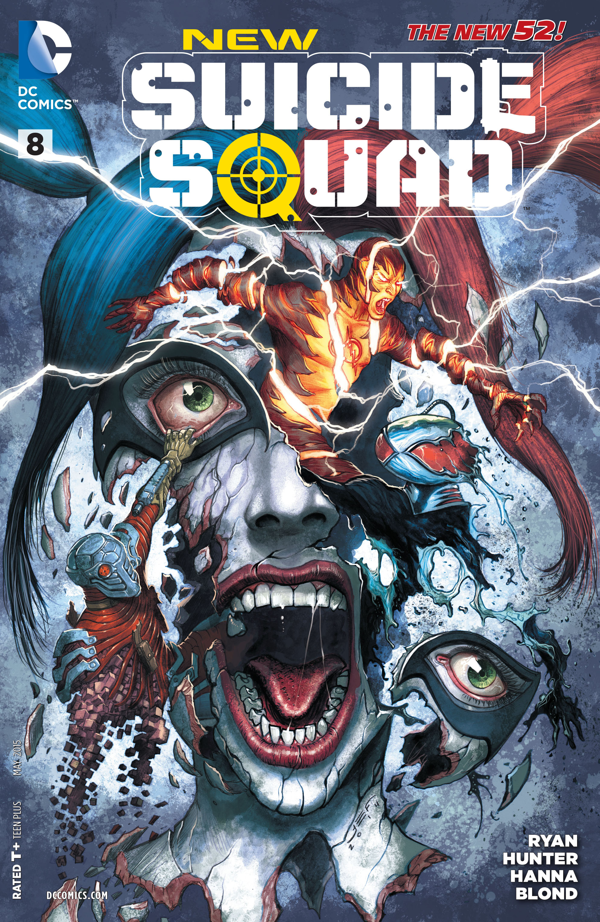 New Suicide Squad Vol 1 8