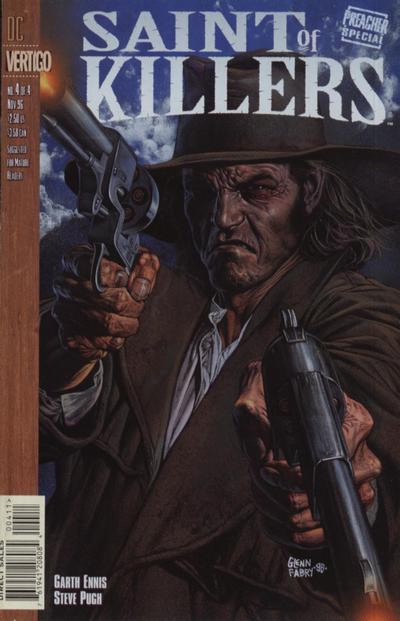Preacher Special: Saint of Killers Vol 1 4