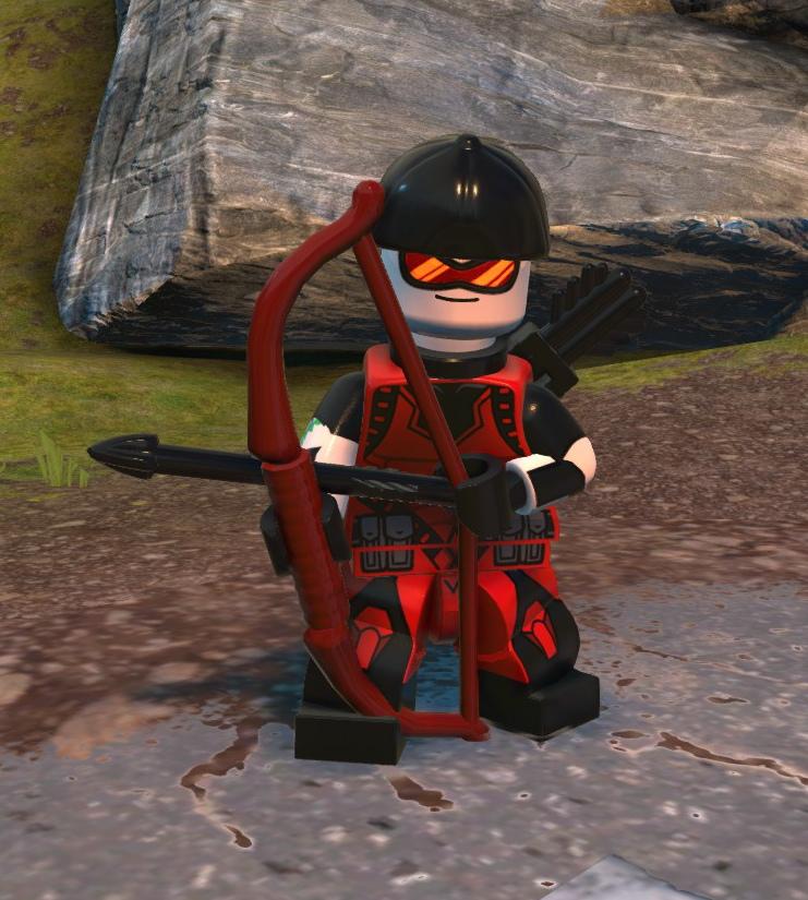 Roy Harper (Lego Batman)