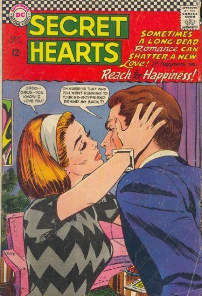 Secret Hearts Vol 1 121