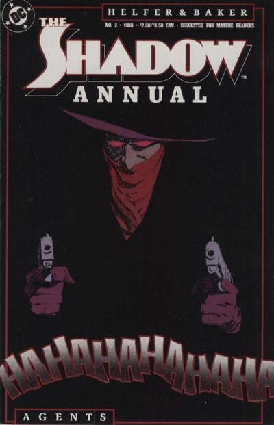 The Shadow Annual Vol 3 2