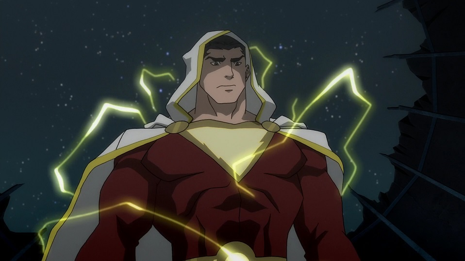 Billy Batson (DC Animated Movie Universe)