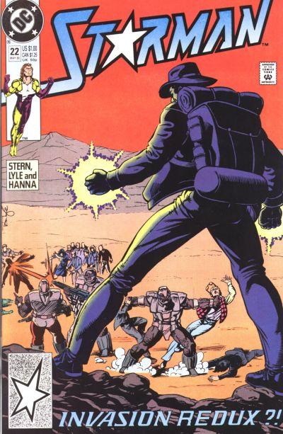 Starman Vol 1 22