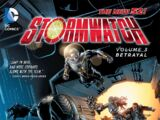 Stormwatch: Betrayal (Collected)