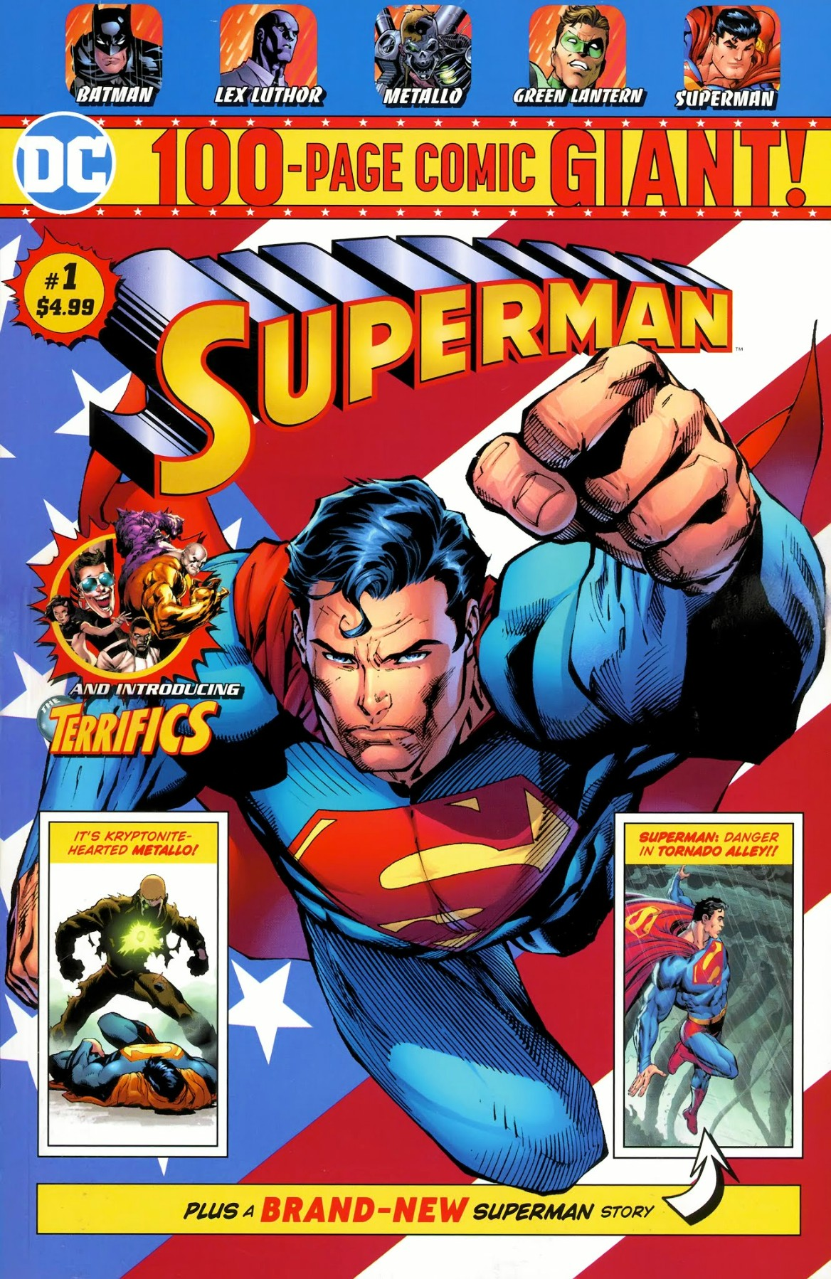 Superman Giant Vol 1 1