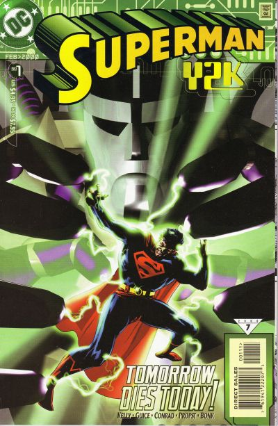 Superman: Y2K Vol 1 1