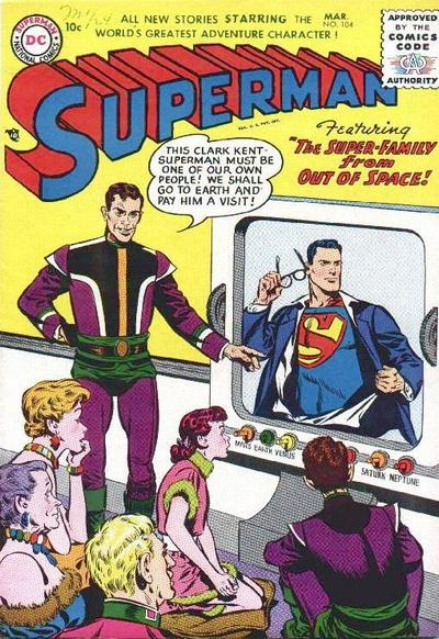 Superman Vol 1 104