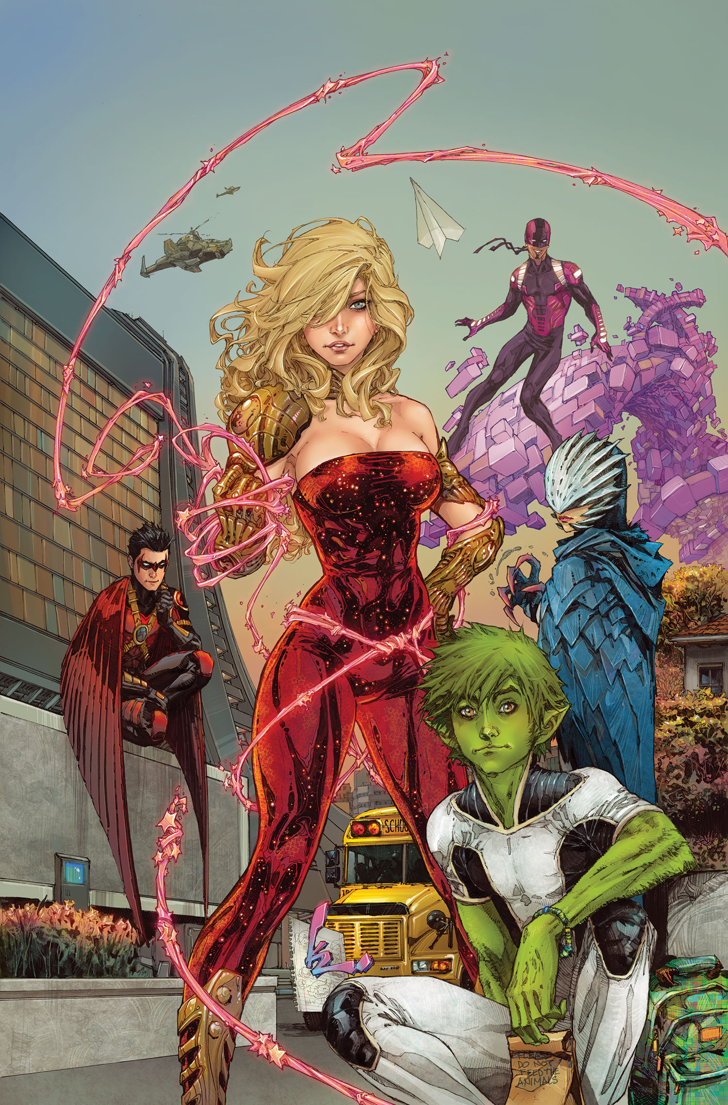 Teen Titans Vol 5 1 Textless.jpg