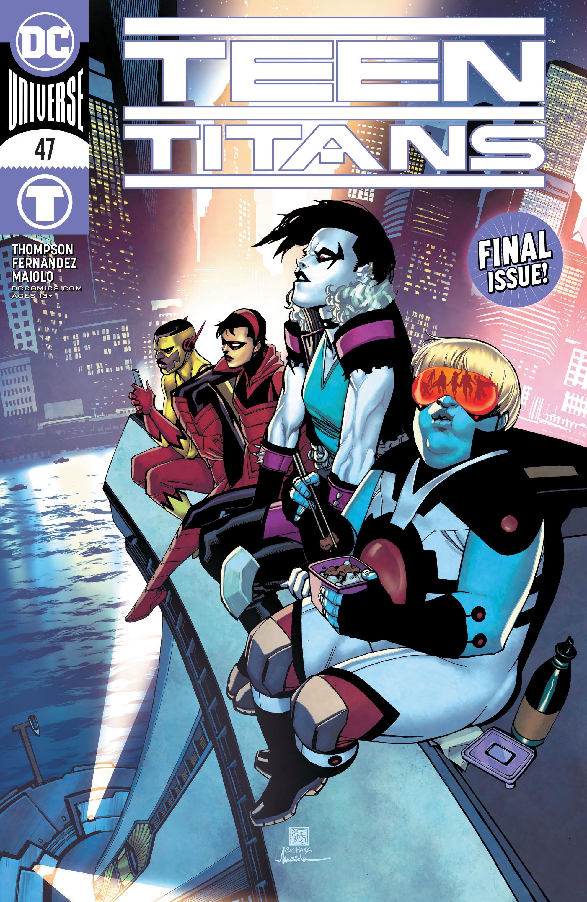 Teen Titans Vol 6 47