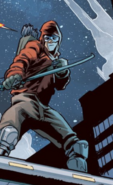 The archer new 52