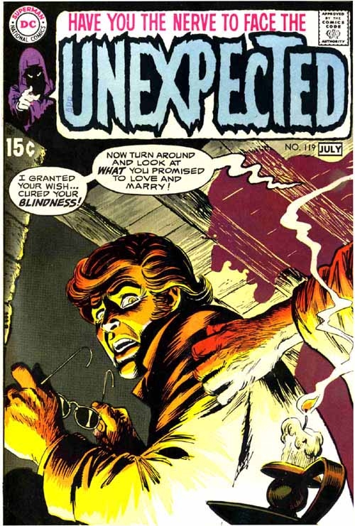 The Unexpected Vol 1 119