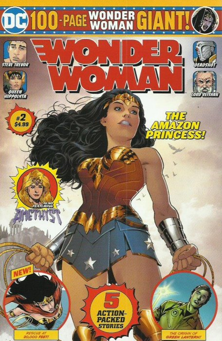 Wonder Woman Giant Vol 2 2