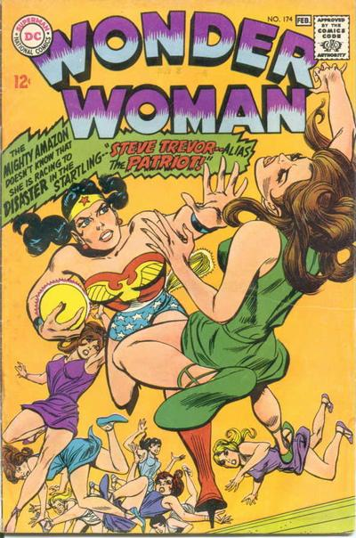 Wonder Woman Vol 1 174