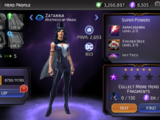 Zatanna Zatara (DC Legends)