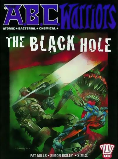 ABC Warriors: The Black Hole (Collected)