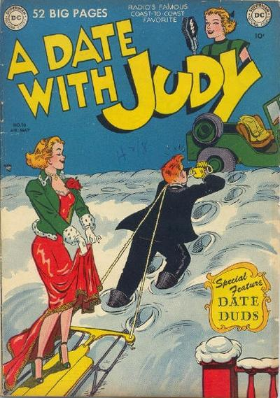 A Date With Judy Vol 1 16
