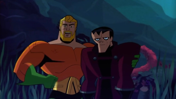 Batman: The Brave and the Bold (TV Series) Episode: Evil Under The Sea!