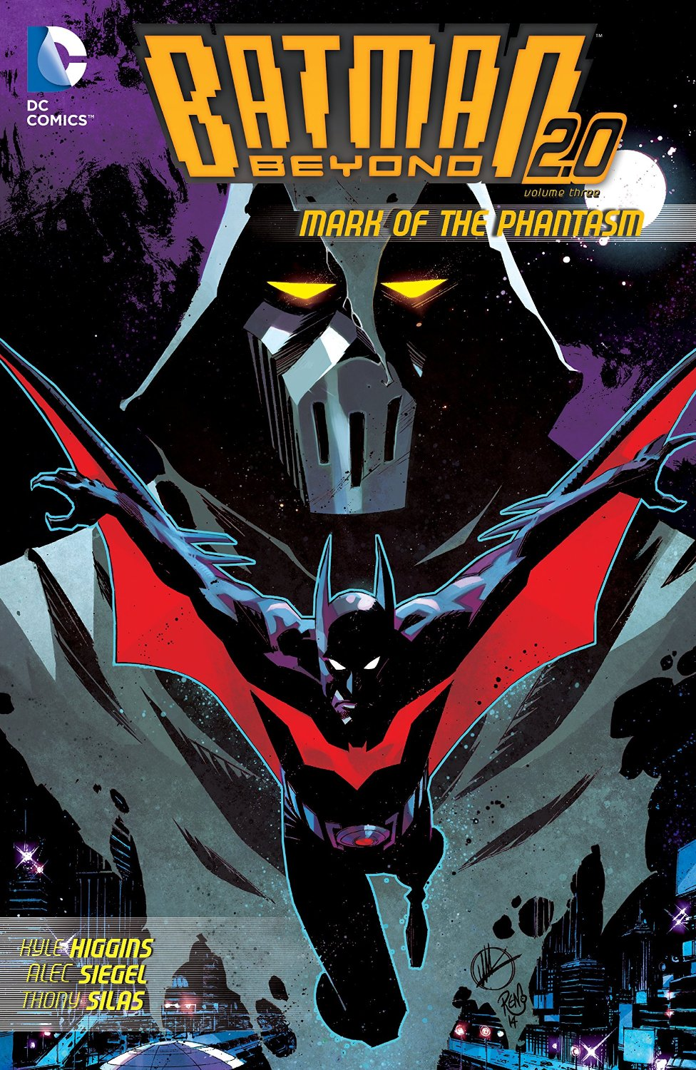Batman Beyond 2.0: Mark of the Phantasm (Collected)