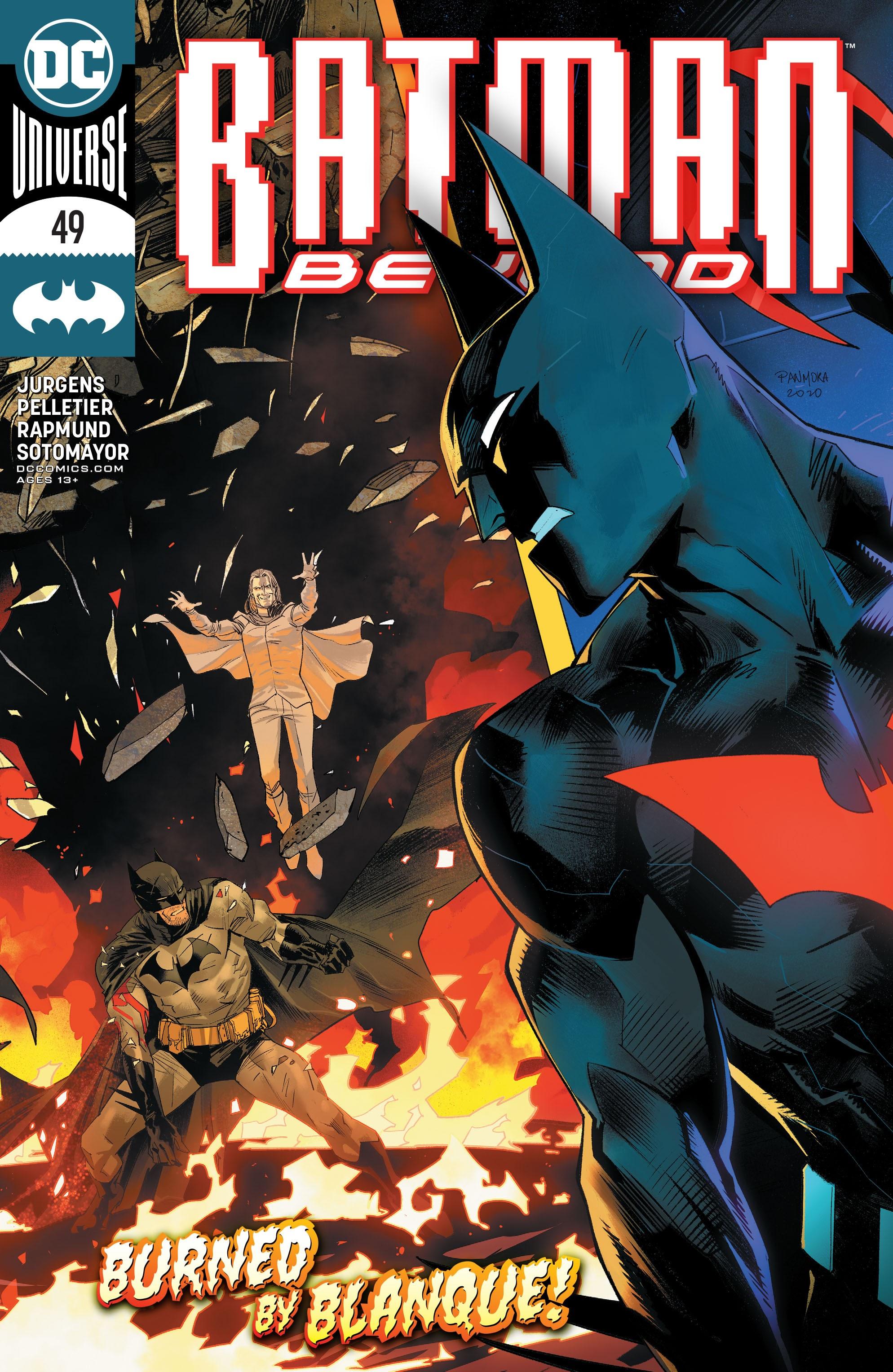 Batman Beyond Vol 6 49