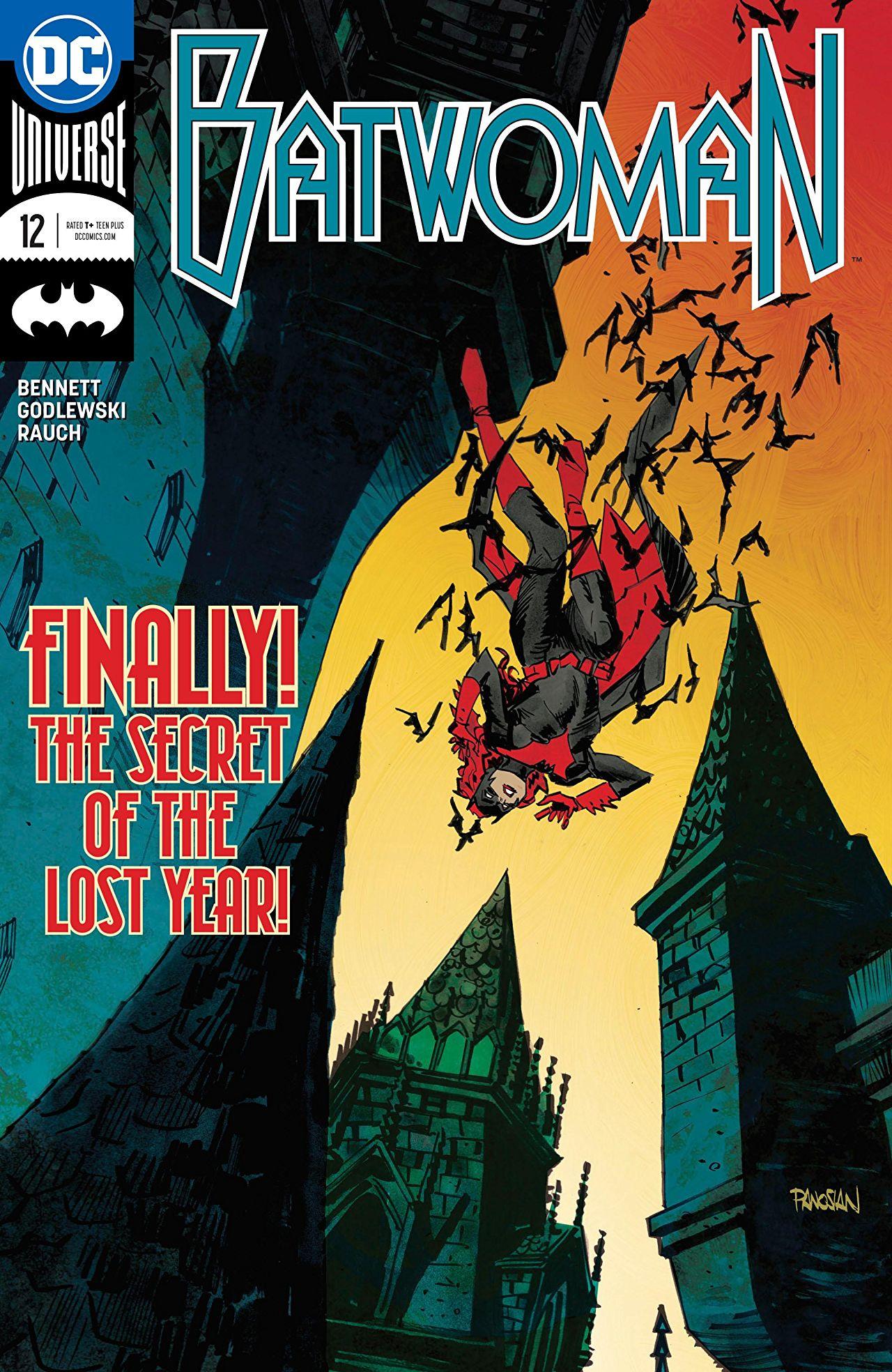 Batwoman Vol 3 12