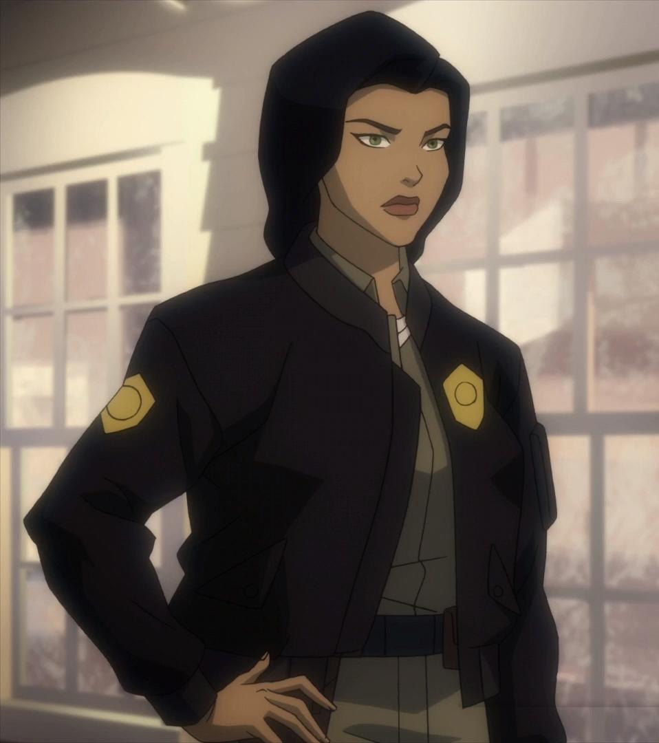 Bethany Lee (Earth-16)