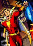 Captain Marvel Nail 01
