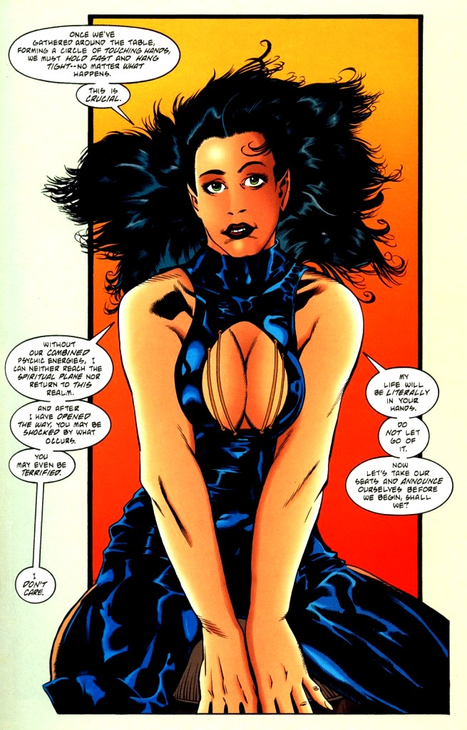 Catherine Majik (Haunted Gotham)