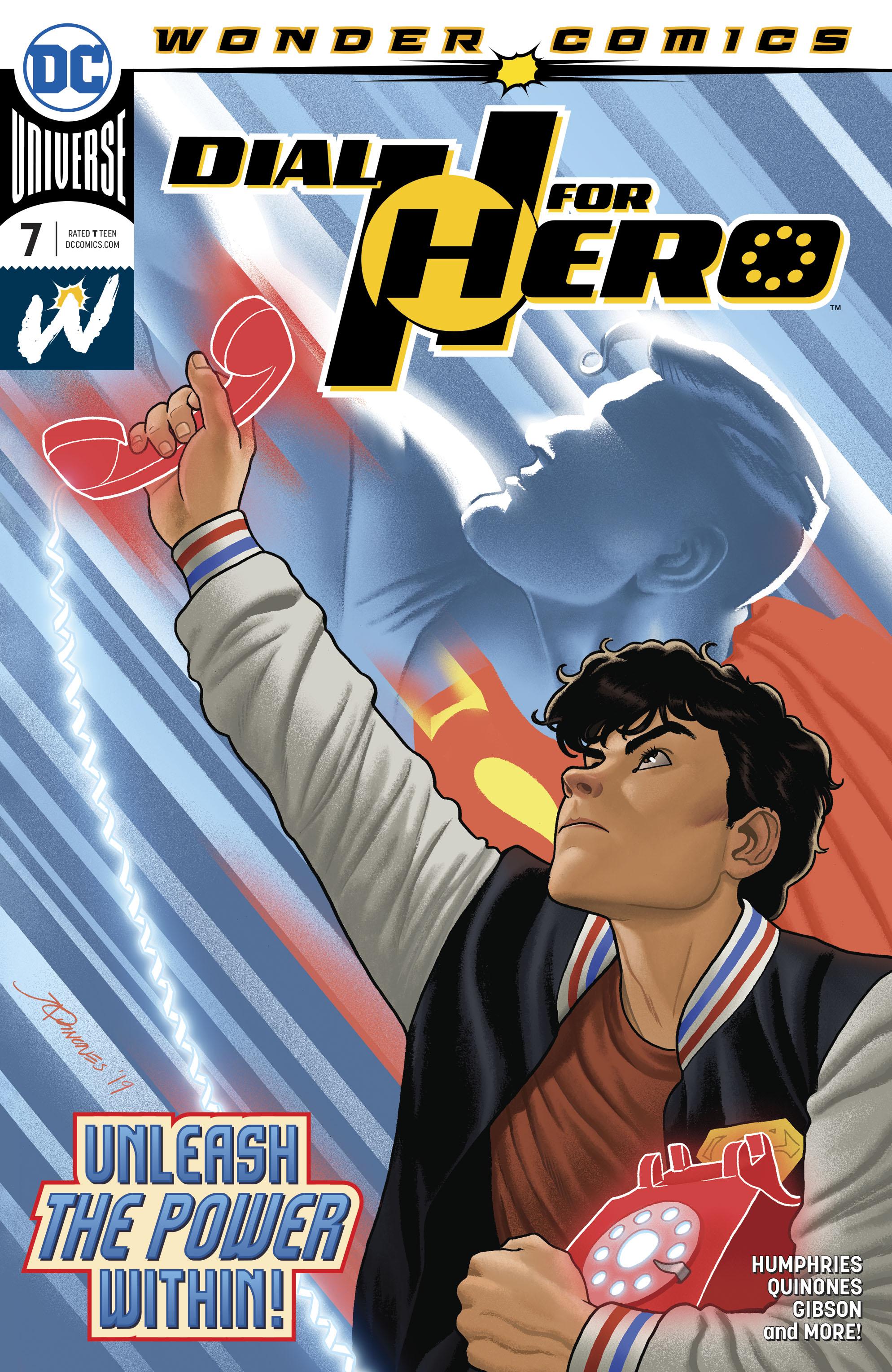 Dial H for Hero Vol 1 7