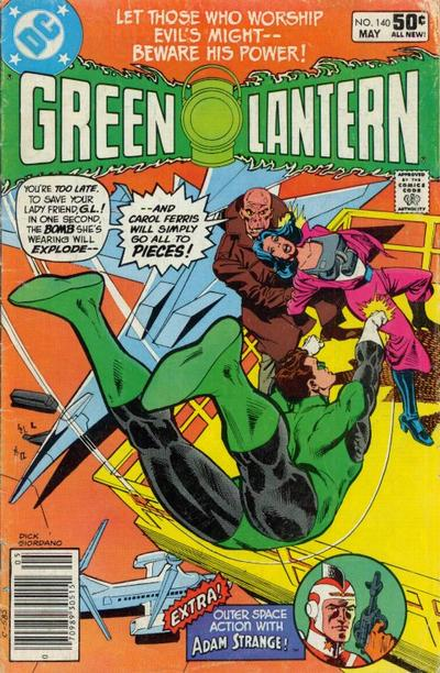 Green Lantern Vol 2 140