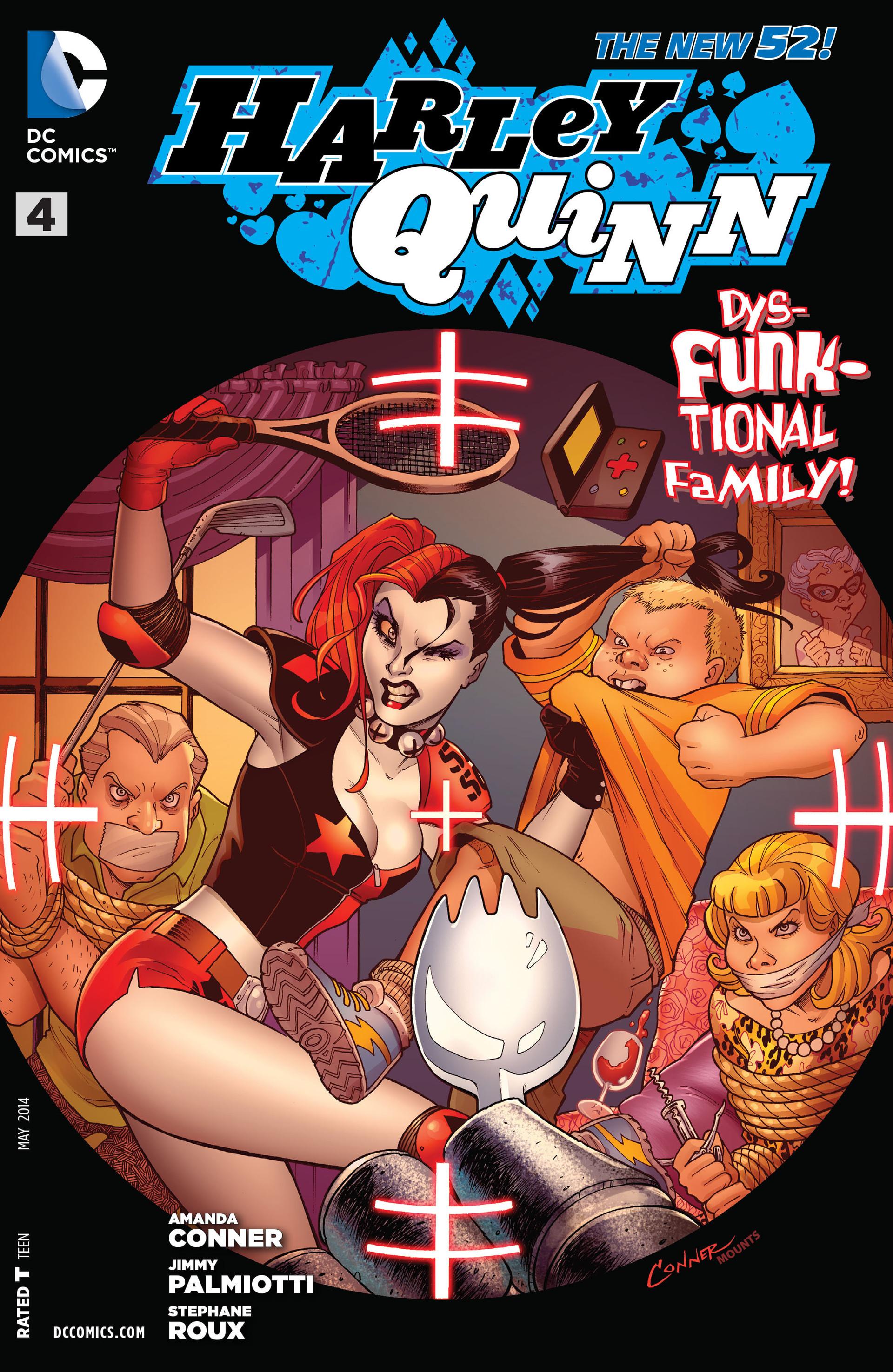 Harley Quinn Vol 2 4