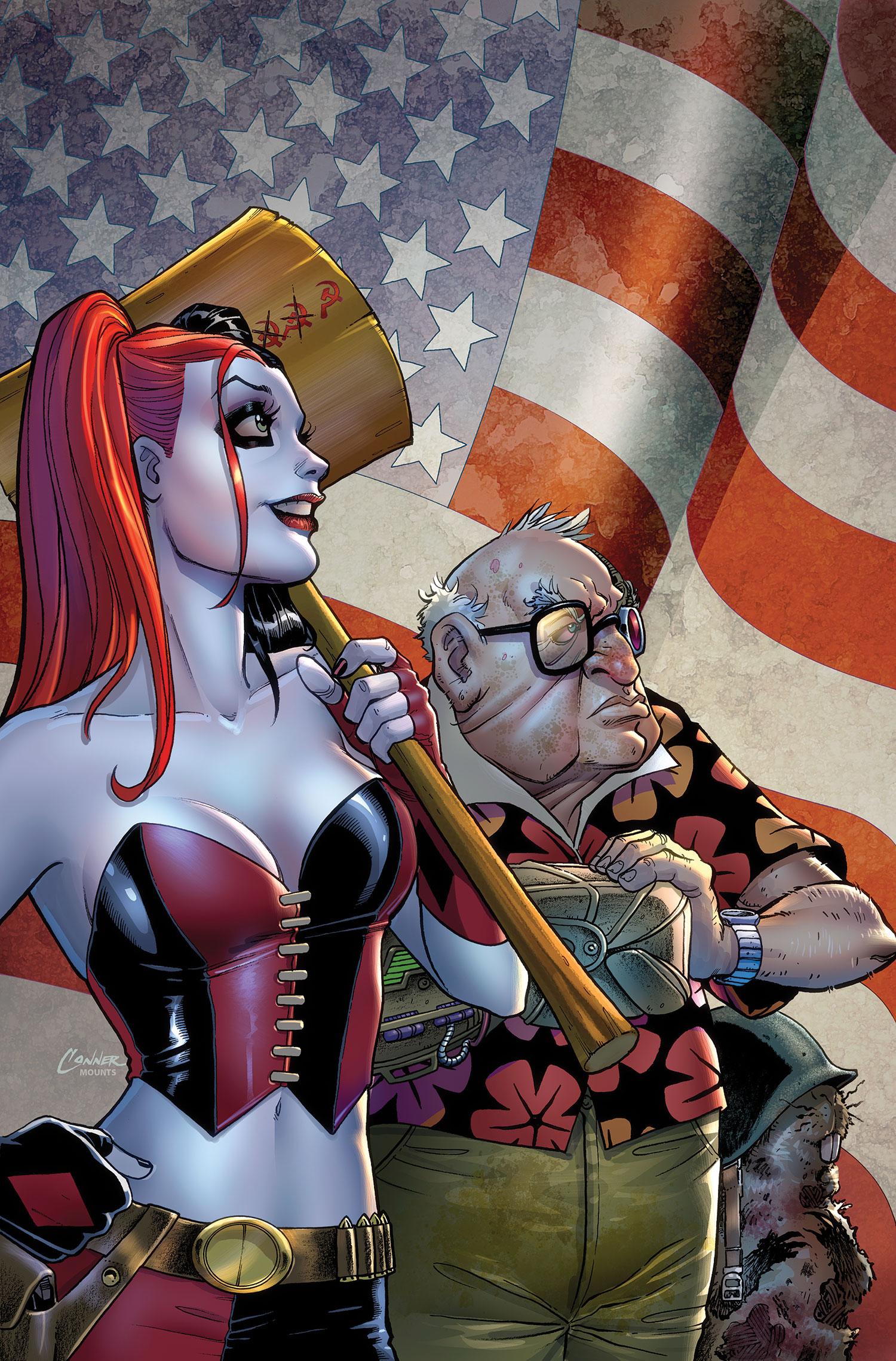 Harley Quinn Vol 2 6 Textless.jpg