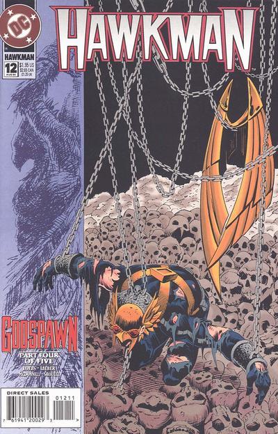 Hawkman Vol 3 12