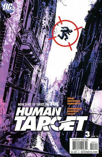 Human Target Vol 3 3