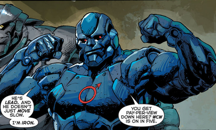 Iron (Prime Earth)