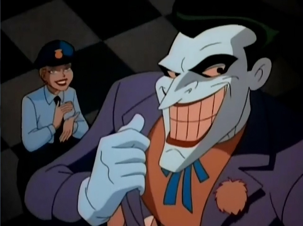 Batman (1992 TV Series) Episode: Joker's Favor