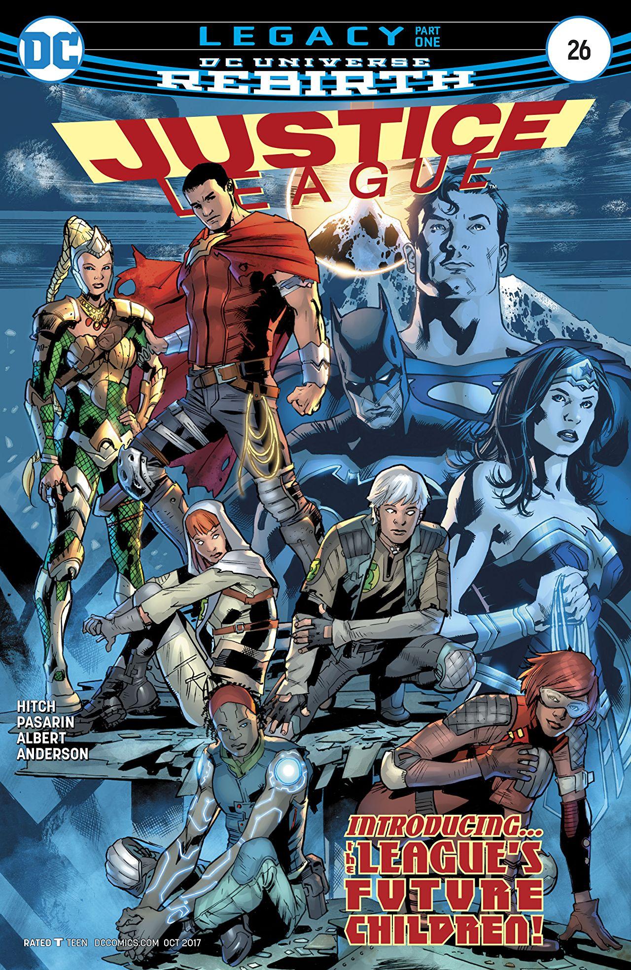 Justice League Vol 3 26