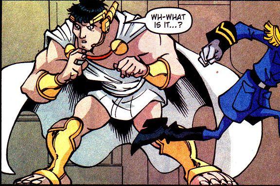 Lanista (Teen Titans TV Series)