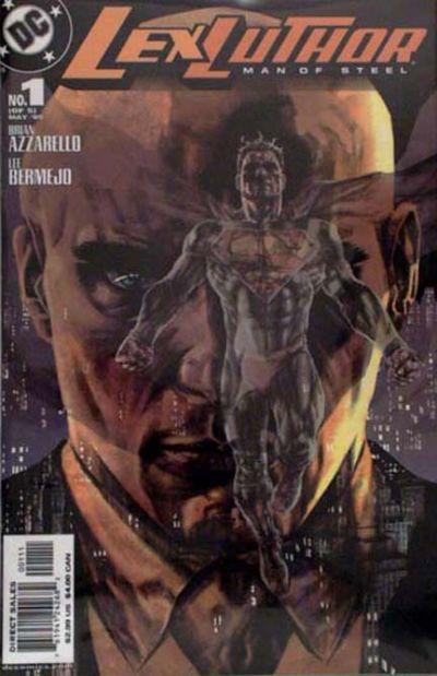 Lex Luthor: Man of Steel Vol 1 1