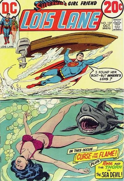 Superman's Girl Friend, Lois Lane Vol 1 127