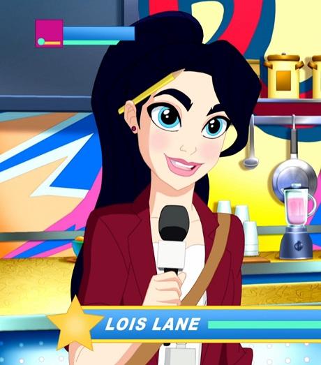 Lois Lane (DC Super Hero Girls)