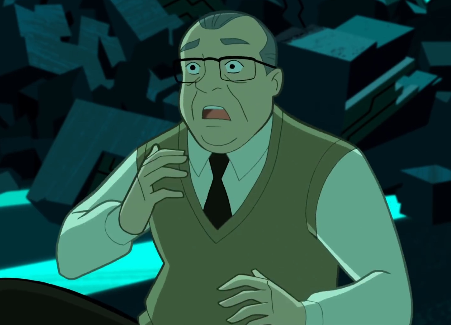 Martin Stein (Justice League Action)