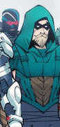 Oliver Queen Last Knight on Earth 0001