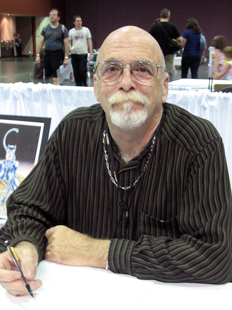 Pat Broderick