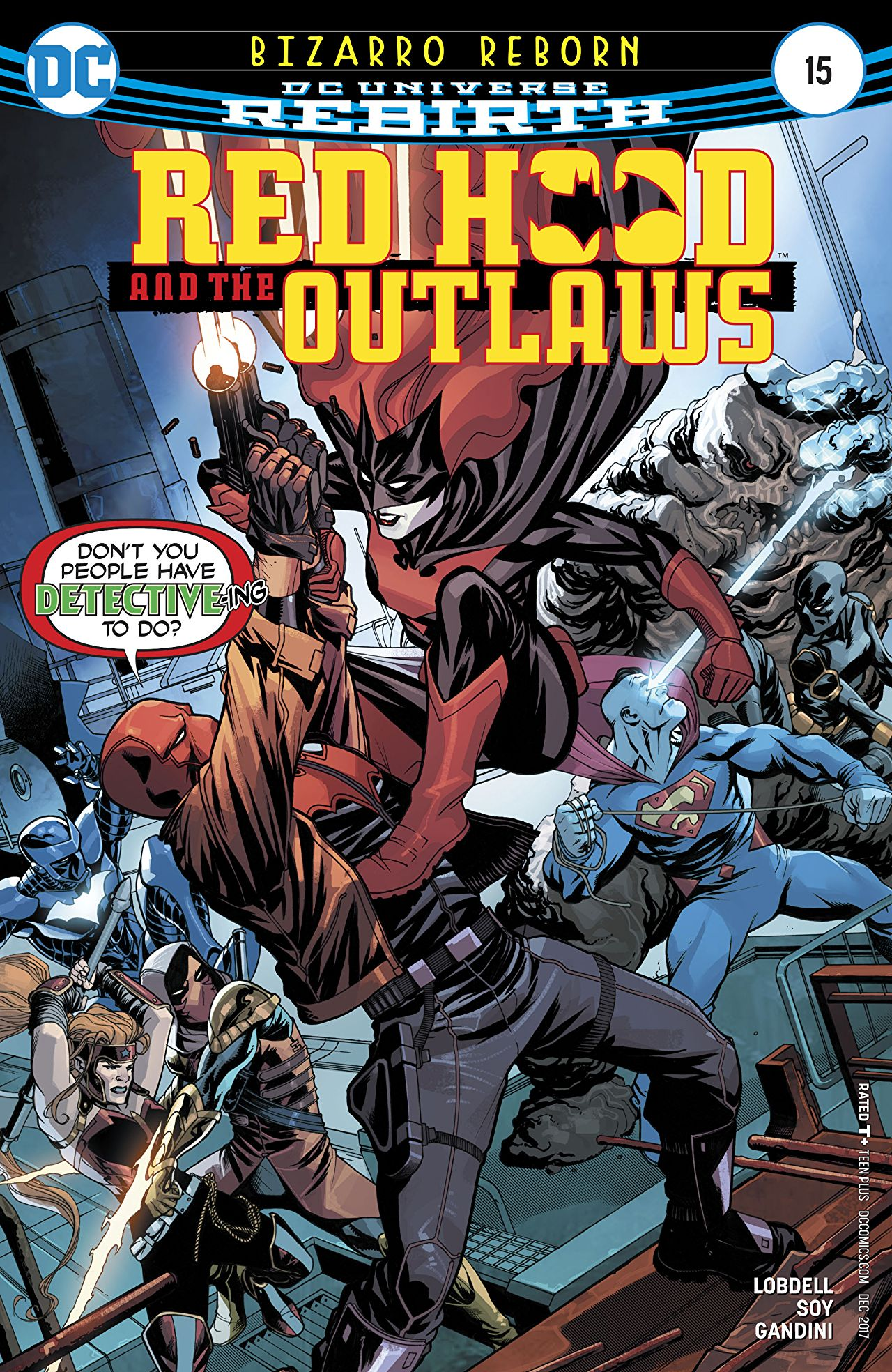 Red Hood and the Outlaws Vol 2 15