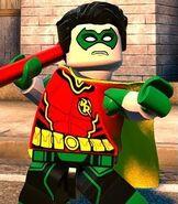 Red Robin Tim Drake Lego Batman 0001