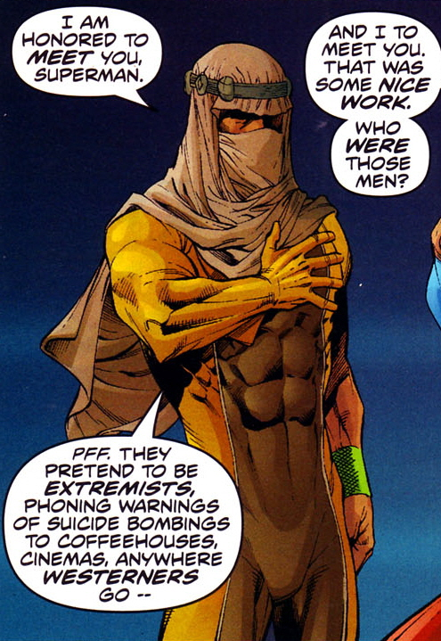 Khalid (New Earth)