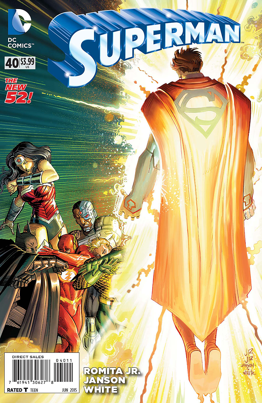 Superman Vol 3 40
