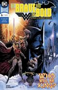 The Brave and the Bold Batman and Wonder Woman Vol 1 6