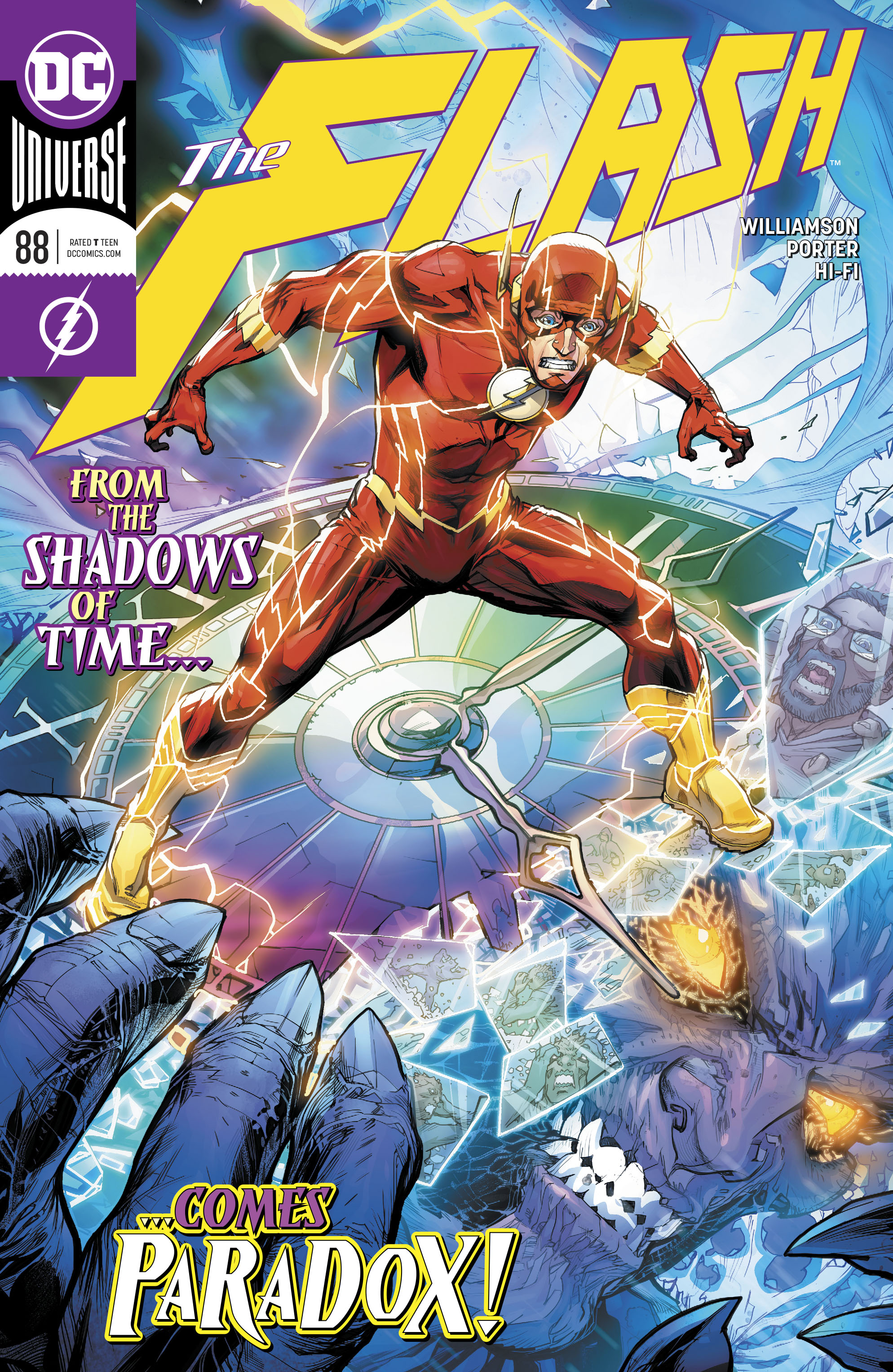 The Flash Vol 5 88
