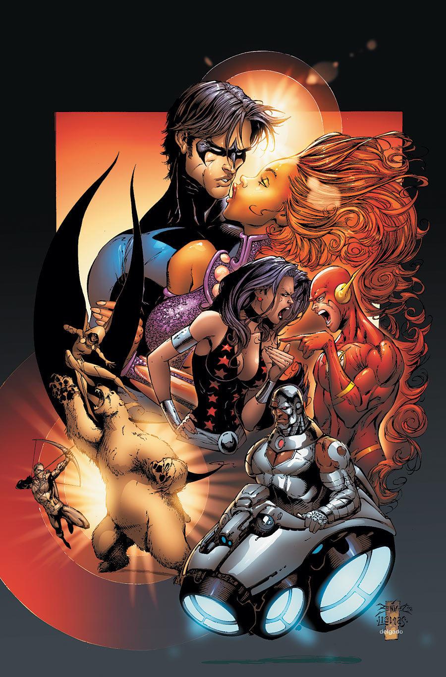 Titans Vol 2 3
